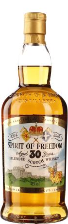Springbank 30 years Spirit of Freedom 70cl