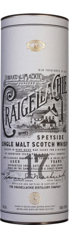 Craigellachie 17 years Single Malt 70cl