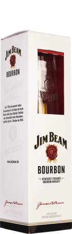 Jim Beam Giftset 70cl