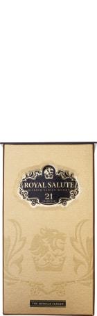 Chivas Regal 21 years Green Royal Salute 70cl