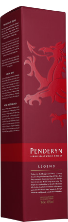 Penderyn Legend 70cl
