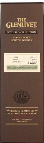 The Glenlivet Bochel Single Cask Edition 70cl