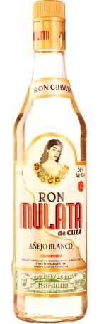 Mulata Anejo Blanco 70cl