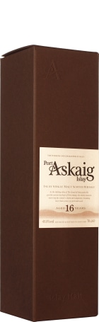 Port Askaig 16 years Single malt 70cl