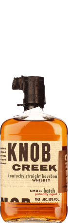 Knob Creek Small Batch patiently aged 70cl