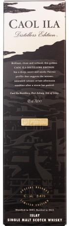 Caol Ila Distillers Edition 2003/2015 70cl