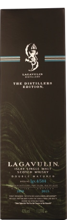 Lagavulin Distillers Edition 1999/2015 1ltr