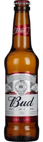 Bud USA Beer 24x33c