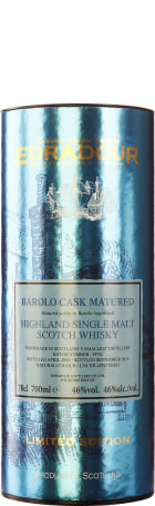 Edradour 2006 Barolo Cask Matured Limited Edition 70cl
