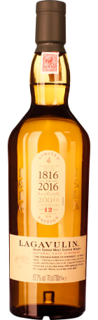 Lagavulin 12 years Cask Strength 2016 70cl