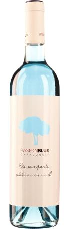 Pasion Blue Chardonnay Blauwe Wijn 75cl