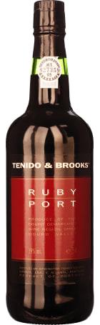 Tenido & Brooks Ruby Port 75cl