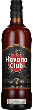 Havana Club Anejo 7anos 70cl