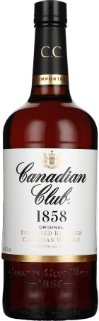 Canadian Club 1ltr