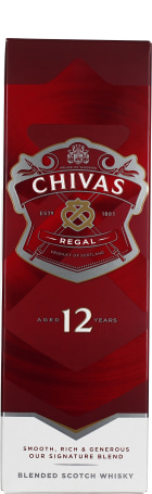 Chivas Regal 12 years 1ltr