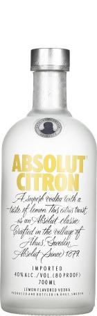 Absolut Citron 70cl