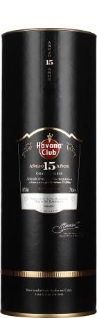 Havana Club Anejo 15anos Gran Reserva 70cl