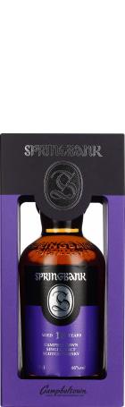 Springbank 18 years Single Malt 70cl