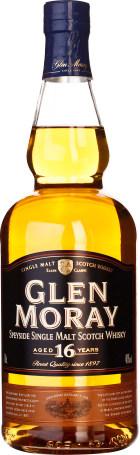 Glen Moray 16 years Single Malt 70cl