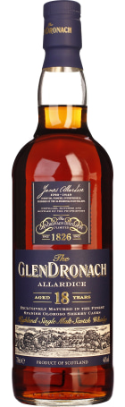 Glendronach 18 years Allardice 70cl