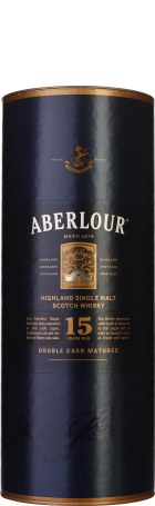 Aberlour 15 years Double Cask Matured 1ltr