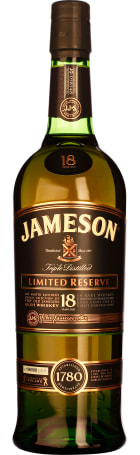 Jameson 18 years Limited Reserve 70cl
