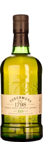 Tobermory 10 years Single Malt 70cl