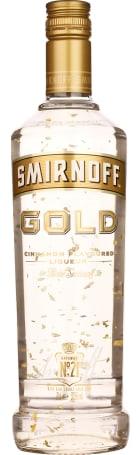 Smirnoff Vodka Gold - Cinnamon 70cl