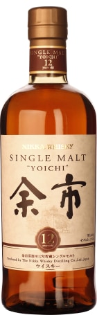 Nikka Yoichi 12 years Single Malt 70cl