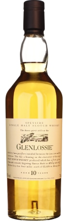 Glenlossie 10 years Single Malt 70cl