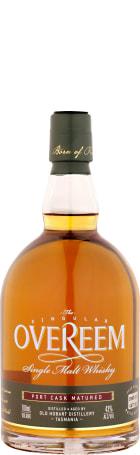 Overeem Port Cask Matured Single Malt Whisky 70cl