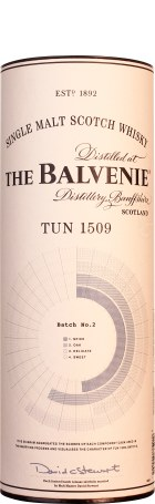 Balvenie Tun 1509 Single Malt Batch 2 70cl