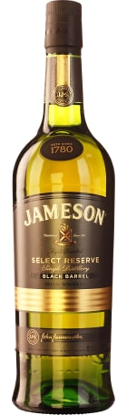 Jameson Select Reserve Black Barrel 70cl