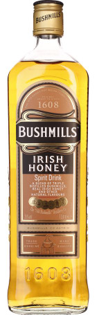 Bushmills Irish Honey 1ltr