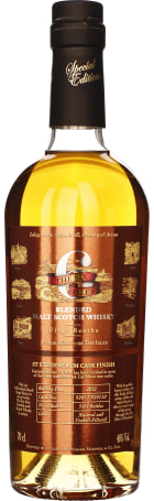 The Six Isles St. Etienne Rum Finish 70cl