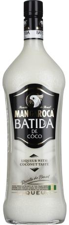 Batida de Coco Mangaroca 1ltr