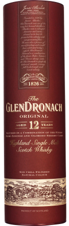Glendronach 12 years Original 1ltr