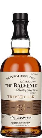 Balvenie 25 years Triple Cask 70cl