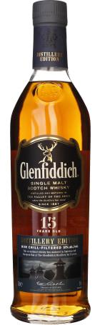 Glenfiddich 15 years Distillery Edition 70cl