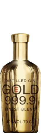 Gold 999.9 Gin 70cl