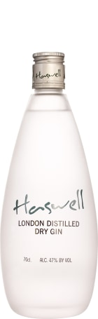Haswell London Dry Gin 70cl