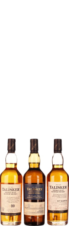 Talisker Mini Collection 3x20cl