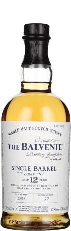 Balvenie 12 years Single Barrel First Fill 70cl
