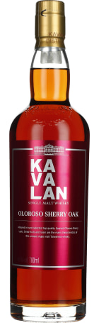 Kavalan ex-Sherry Oak Cask 70cl
