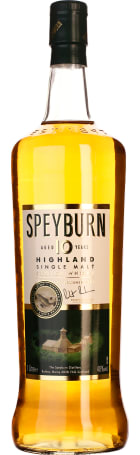 Speyburn 10 years Single Malt 1ltr