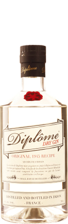 Diplome Dry Gin 70cl