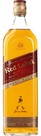 Johnnie Walker Export Blend Red Label 1ltr