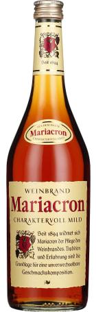 Mariacron Weinbrand 70cl