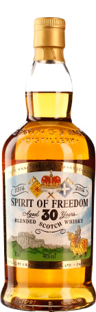 Springbank 30 years Spirit of Freedom 70cl