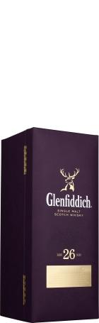 Glenfiddich 26 years Single Malt 70cl